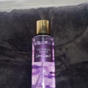 """Victoria's Secret """"Love Spell"""" fragrance mist"""